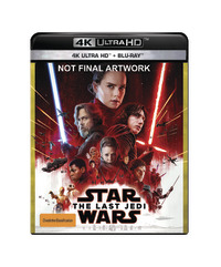 Star Wars: Episode VIII - The Last Jedi on UHD Blu-ray