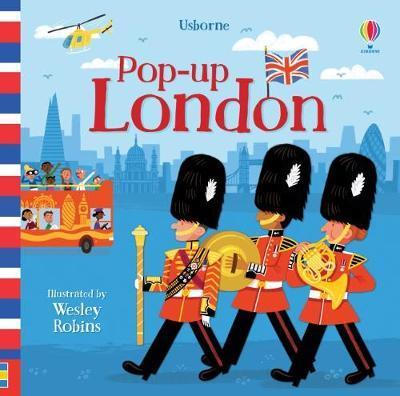 Pop-Up London by Fiona Watt
