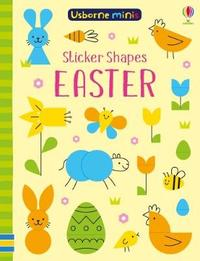 Sticker Shapes Easter by Sam Smith