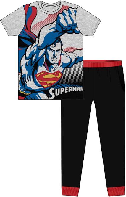 DC Comics: Superman - Mens Pyjama Set (Medium)