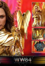 """Wonder Woman 1984: Golden Armor - 12"""" Articulated Figure"""