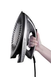 Panasonic Steam Iron with 360 Ceramic Sole Plate - Black