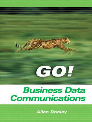 Business Data Communications by James Lester image