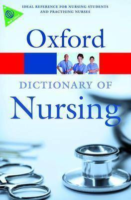 A Dictionary of Nursing image