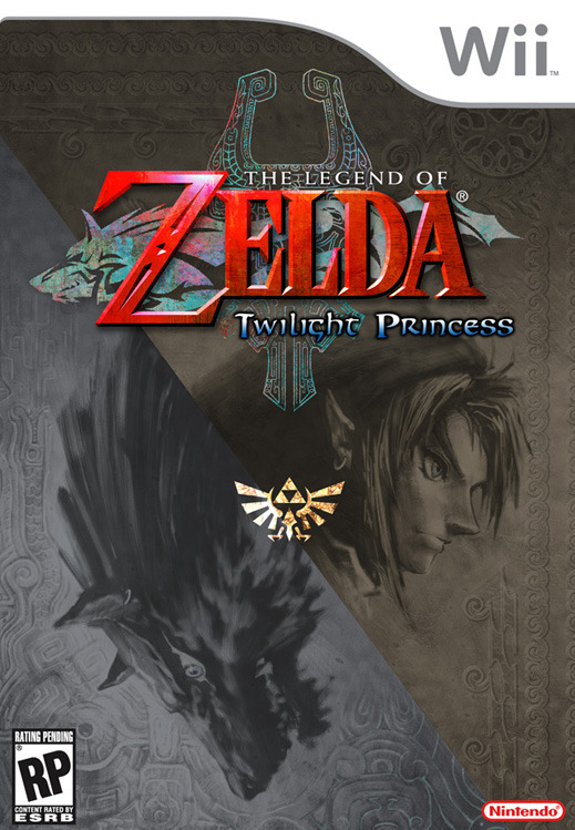 Legend of Zelda: Twilight Princess for Nintendo Wii