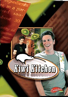 Kiwi Kitchen - Series One on DVD