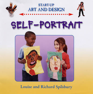 Self Portrait by Louise Spilsbury