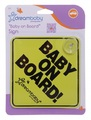 Dream Baby Baby on Board Sign
