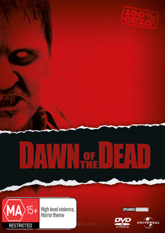 Dawn of the Dead on DVD