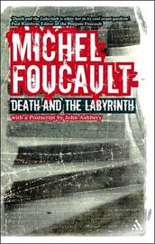 Death and the Labyrinth by Michel Foucault image