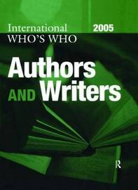 International Who's Who of Authors and Writers image