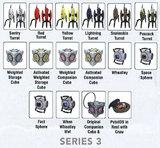 Portal 2 Sentry Turret Figure - Series 3 (Blind Boxed)