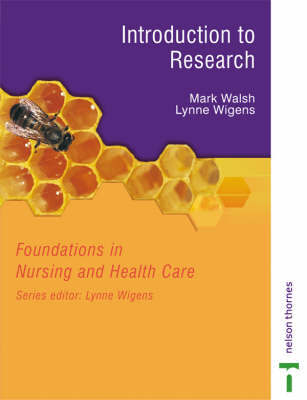 Foundations in Nursing and Health Care by Lynne Wigens image