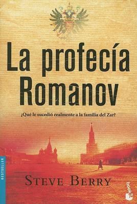 La Profecia Romanov by Steve Berry image