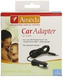 Ameda Purely Yours Car Adapter