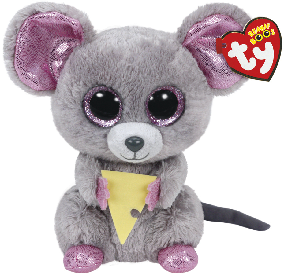 TY Beanie Boo's - Squeaker Mouse image