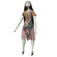 "NBX: Sally Coffin (Ver. 2) - 14"" Action Figure"