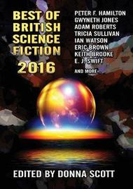 Best of British Science Fiction by Keith Brooke image