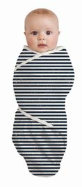 Baby Studio: Cotton Swaddlewrap - Stripes (Large)