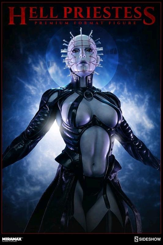 "Hellraiser: Hell Priestess - 23"" Premium Format Figure"