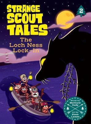 Loch Ness Lock-in by Matthew Cody image