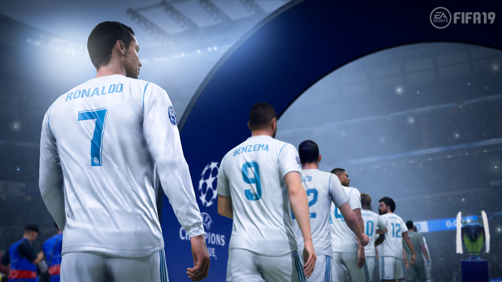 FIFA 19 Champions Edition for Switch image