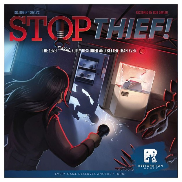 Stop Thief - Board Game
