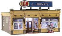 Woodland Scenics HO Scale - J. Franks Grocery