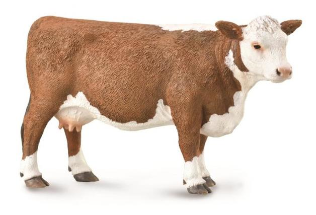 CollectA - Hereford Cow (L)