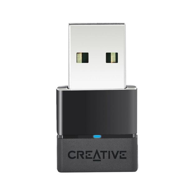 Creative Bluetooth Audio BT-W2 USB Transceiver for PC/MAC, PS4 & Switch