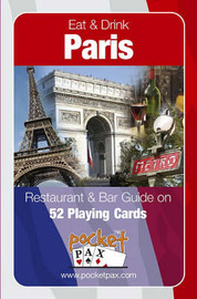 Eat and Drink Paris by Steven Lister image
