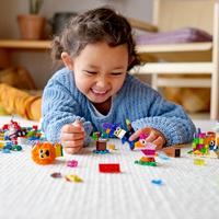 LEGO Classic: Creative Transparent Bricks - (11013)