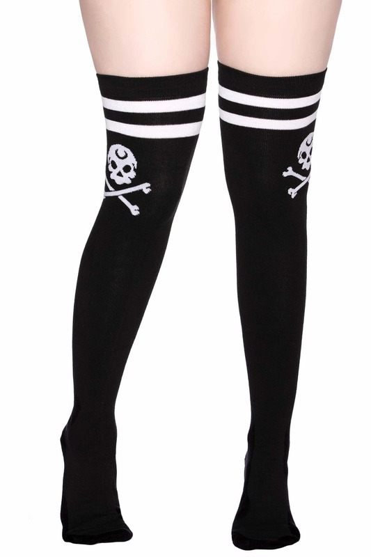 Killstar: Crusher Long Socks - One Size