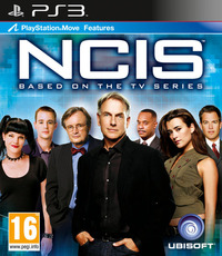 NCIS for PS3