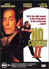 No Contest II on DVD
