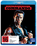 Commando on Blu-ray