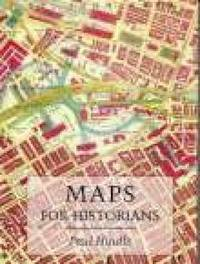 Maps for Historians by Paul Hindle image