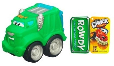 Tonka: Rowdy The Garbage Truck image