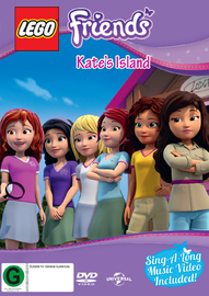 Lego Friends - Volume 8 on DVD