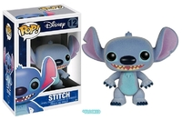 Lilo & Stitch - Stitch Flocked Pop! Vinyl Figure