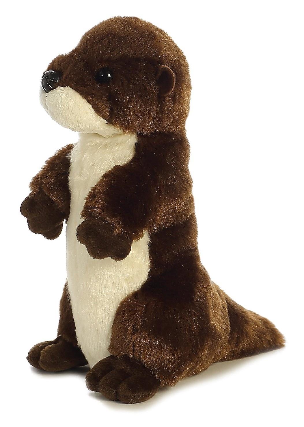 Aurora: Mini Flopsies - River Otter image