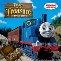 Thomas and the Treasure by W. Awdry