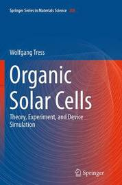 Organic Solar Cells by Wolfgang Tress