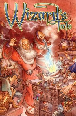 Wizards Tale by Kurt Busiek