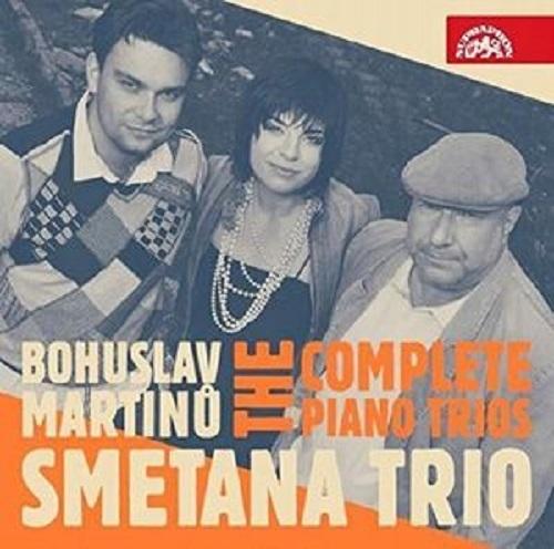 Bohuslav Martinu: The Complete Piano Trios image