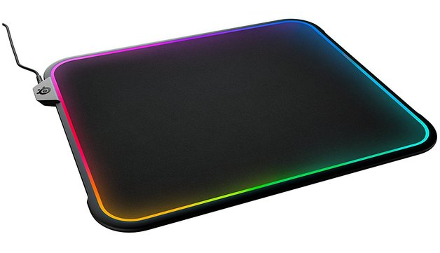 SteelSeries QcK Prism Mouse Pad for