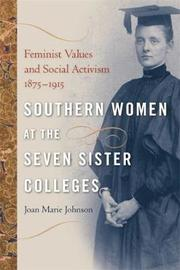Southern Women at the Seven Sister Colleges image