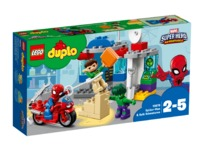 LEGO DUPLO: Spider-Man & Hulk Adventures (10876)