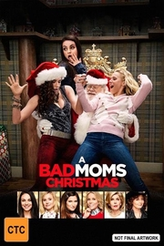 Bad Moms 2 on Blu-ray