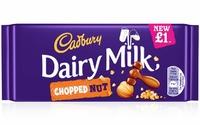 Cadbury Chopped Nut 95g image